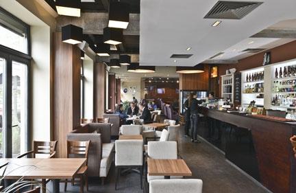 Cafe Lagano